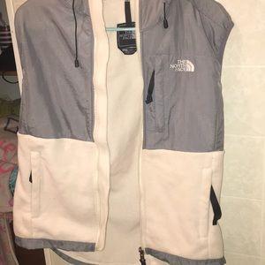 north face vest.($50.00 or best offer.)
